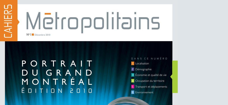 Cahiers métropolitains No1 - décembre 2010