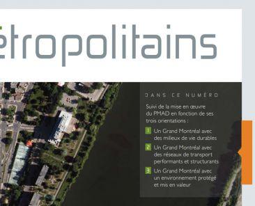 Cahiers métropolitains No2 - février 2013