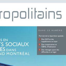 Cahiers métropolitains No3
