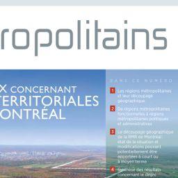 Cahiers métropolitains No4