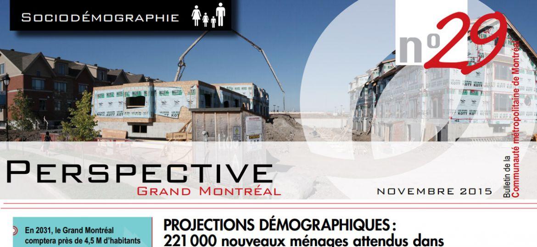 Perspective Grand Montréal No29