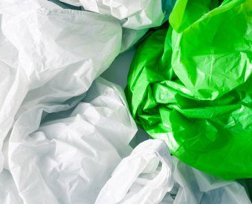 Sacs de plastiques jetables