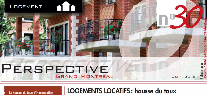 Perspective Grand Montréal No30