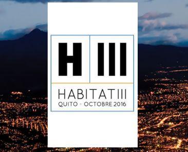Habitat III - Quito 2016