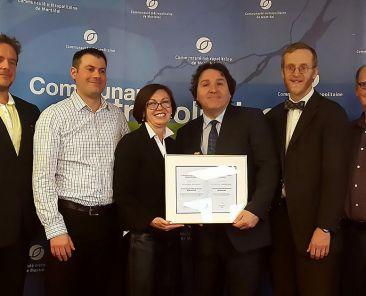 La CMM récipiendaire du Prix Humanitaire - Don de vie 2015 | Communauté métropolitaine de Montréal (CMM)