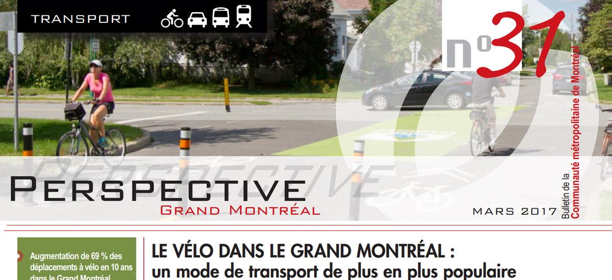 Perspective Grand Montréal No31