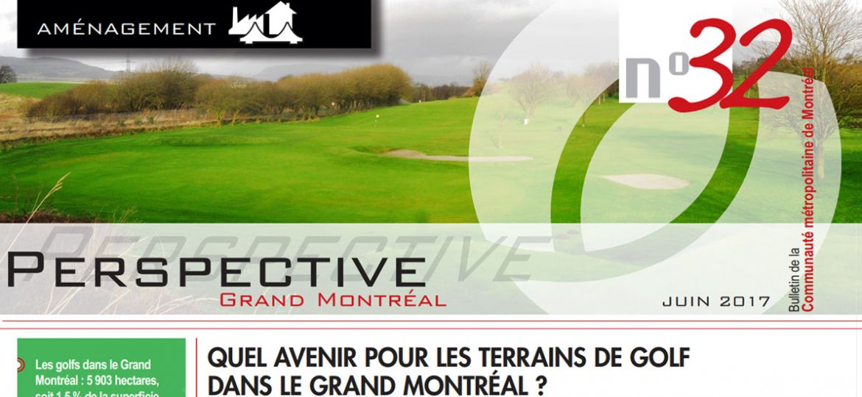 Perspective Grand Montréal No32, juin 2017