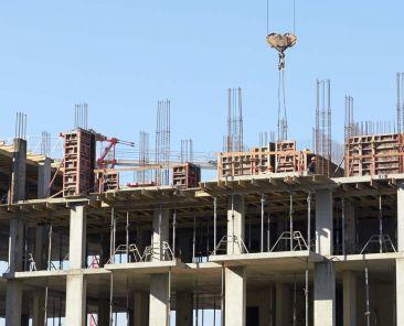 Mise en chantier - Bâtiment en construction | Communauté métropolitaine de Montréal (CMM)