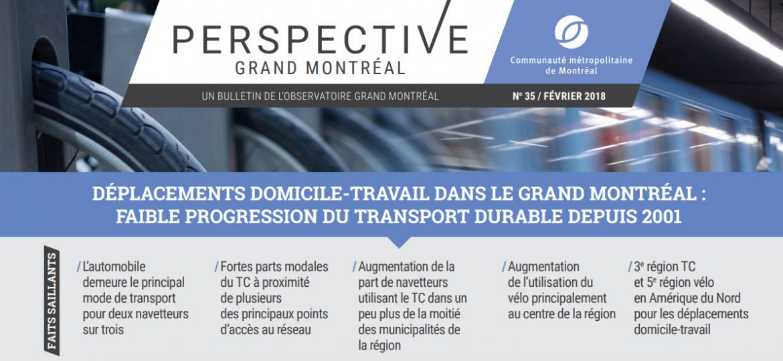 Perspective Grand Montréal No35