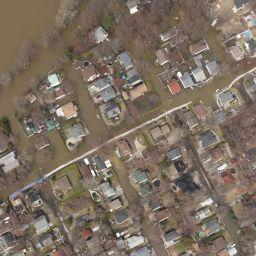 Inondations : la CMM met ses nouvelles cartes des secteurs les plus à risque  à la disposition des municipalités