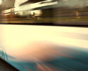 Transport en commun - mobilité