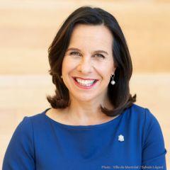 Valérie Plante, Présidente de la Communauté métropolitaine de Montréal - CMM