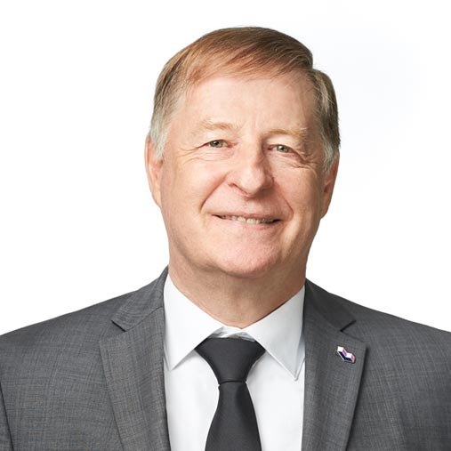 Marc Demers, Maire de la Ville de Laval et Vice-président du conseil de la CMM