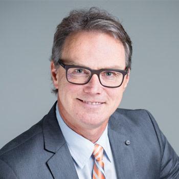 Martin Damphousse, Maire de la Ville de Varennes