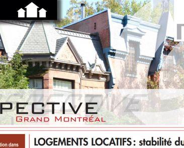 Perspective Grand Montréal No33, juillet 2017