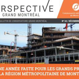 Perspective Grand Montréal No34
