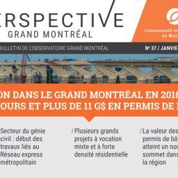 Perspective Grand Montréal No37