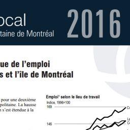 Emploi local - 2016