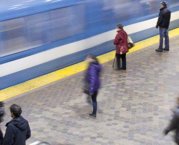 Transport collectif - métro