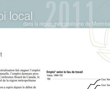 Périodique - Emploi local, édition 2011