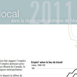 Emploi local - 2011