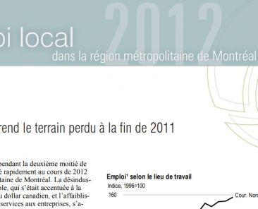 Périodique - Emploi local, édition 2012
