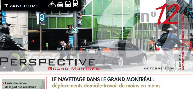 Perspective Grand Montréal No12