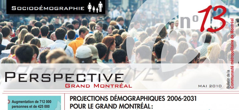 Perspective Grand Montréal No13