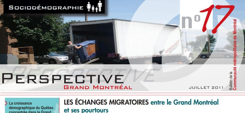 Perspective Grand Montréal No17