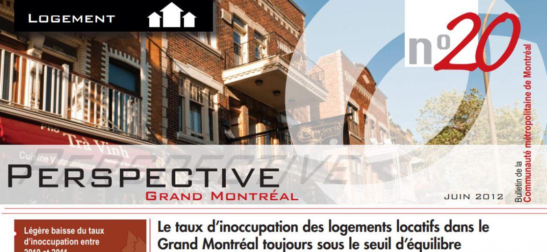 Perspective Grand Montréal No20