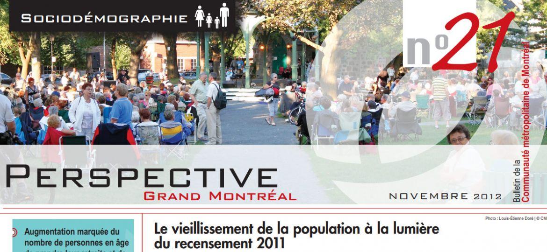 Perspective Grand Montréal No21