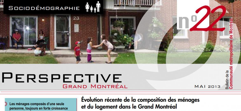 Perspective Grand Montréal No22