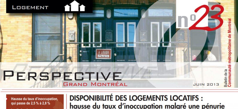 Perspective Grand Montréal No23