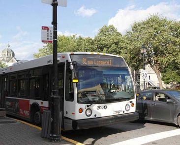Autobus Longueuil