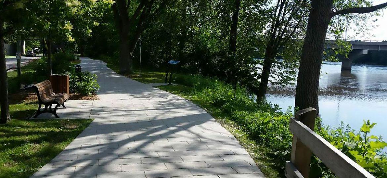 Inauguration Berge Perron, Bois-des-Filion | Communauté métropolitaine de Montréal (CMM)