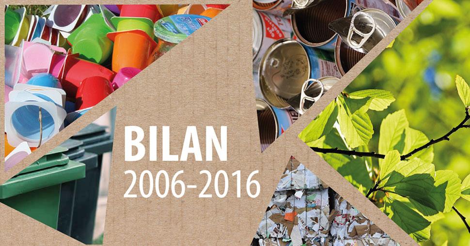 Bilan 2006-2016