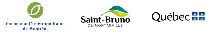 Logos CMM, Saint-Bruno et Québc