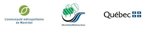 Logos CMM, Québec et Sainte-Marthe-sur-le-Lac