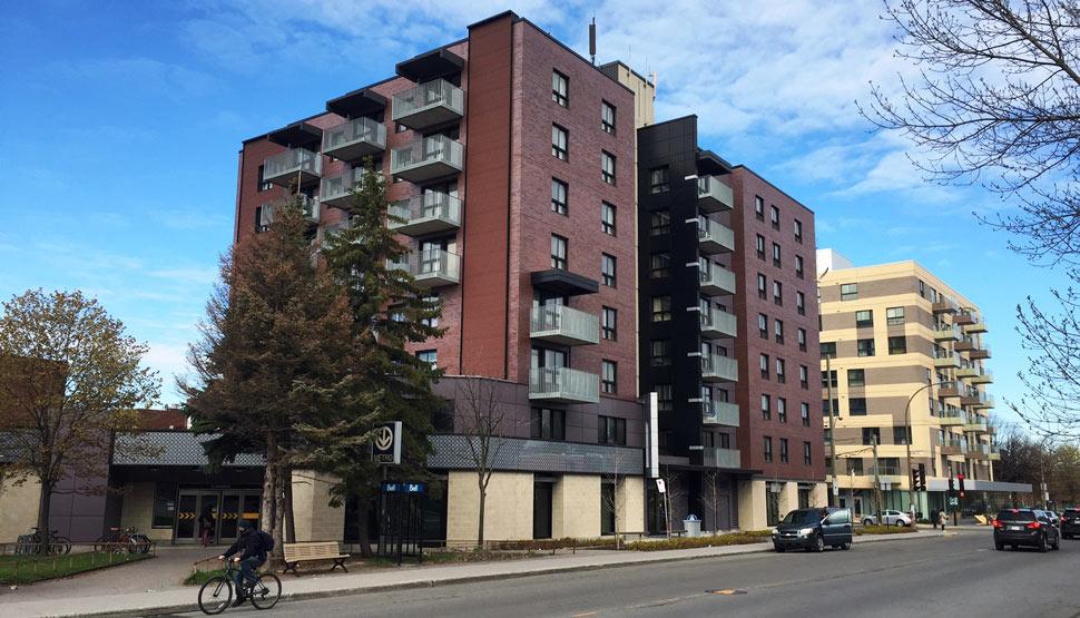 Logement social - Habitations Plamondon
