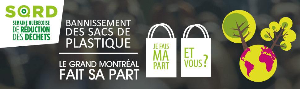 Semaine SQRD - Le Grand Montréal fait sa part