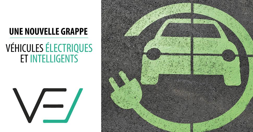 Nouvelle grappe métropolitaine - Véhicules électriques et intelligents