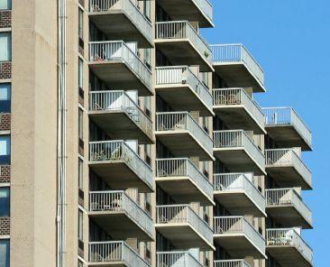 Édifice à logements