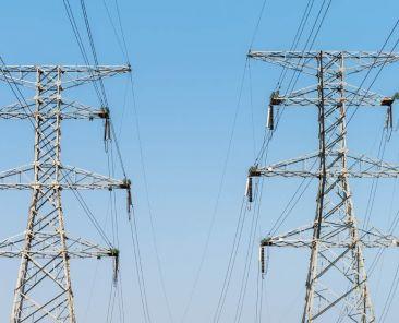 Lignes à haute tension Hydro électricité