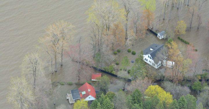 Maisons inondées | Communauté métropolitaine de Montréal (CMM)