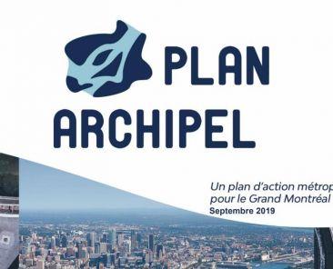 Plan Archipel | Communauté métropolitaine de Montréal (CMM)