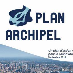 La CMM adopte le Plan Archipel, un plan d'action métropolitain sur l'eau