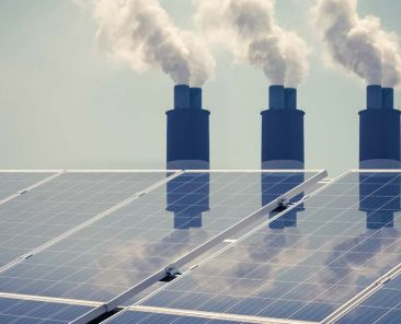 Panneaux solaires - Transformation énergétique