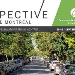 Augmentation de la canopée dans Le Grand Montréal depuis 2011