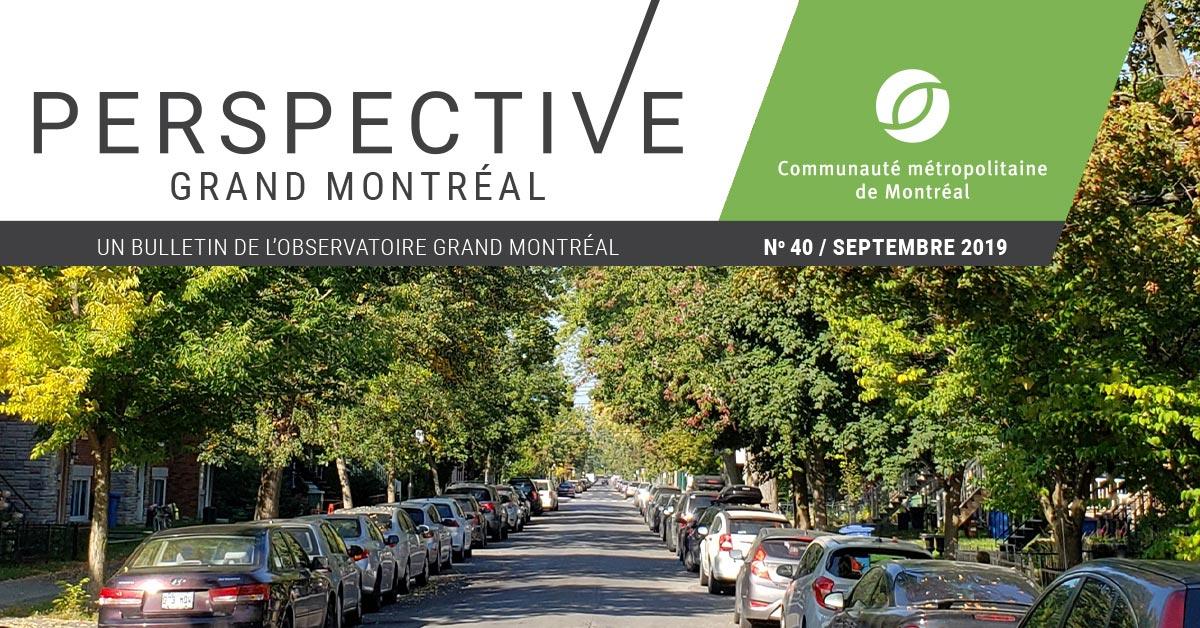Perspective Grand Montréal No 40