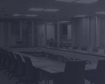 Salle du conseil de la Communauté métropolitaine de Montréal